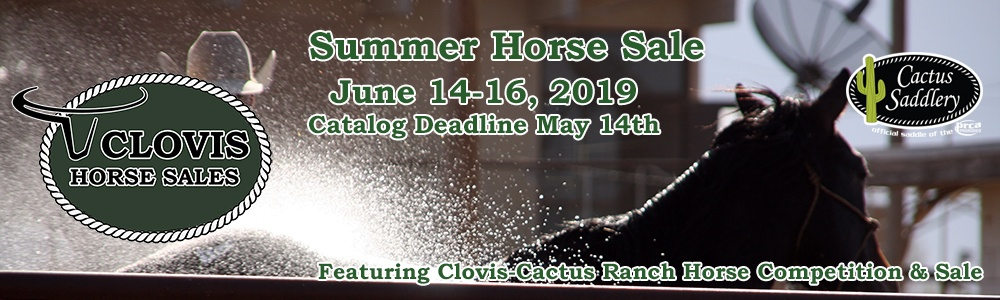 CLA Summer Horse Sale